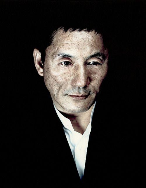 Kitano Takeshi 北野 武 Photographed by Angela Bergling