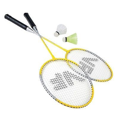 #Victor 2 player #beach / garden #badminton set,  View more on the LINK: 	http://www.zeppy.io/product/gb/2/221725365559/