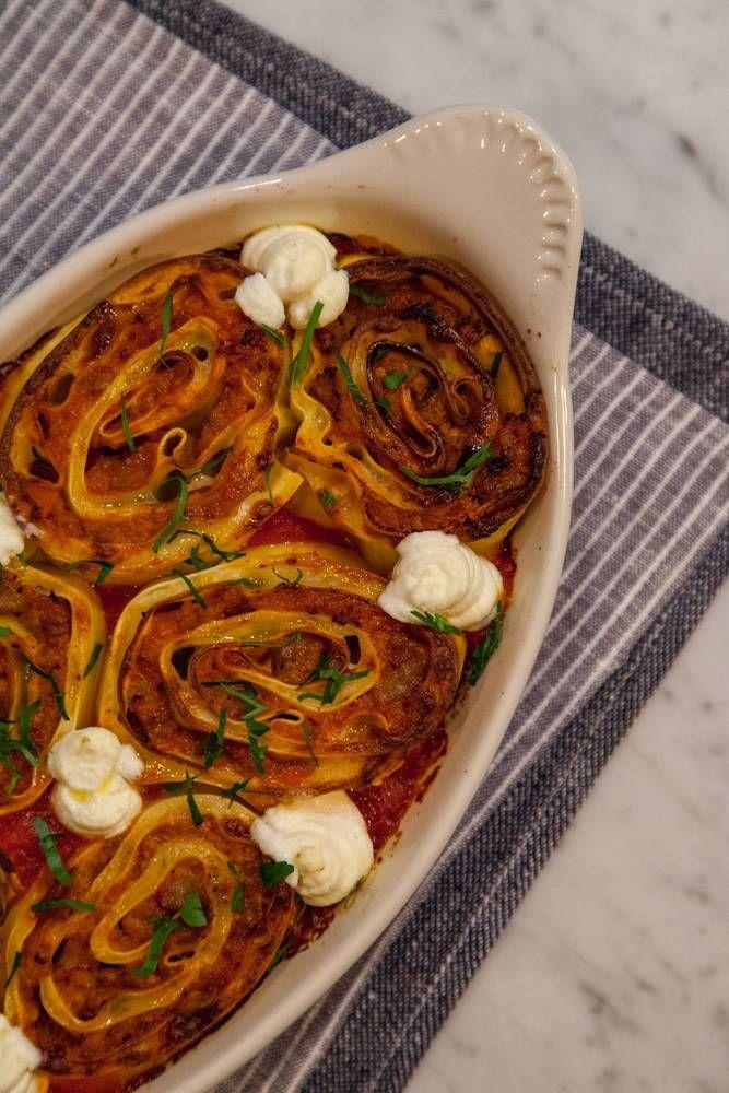Lasagna Bolo Recipe From NYC Restaurant Dinnertable | Domino