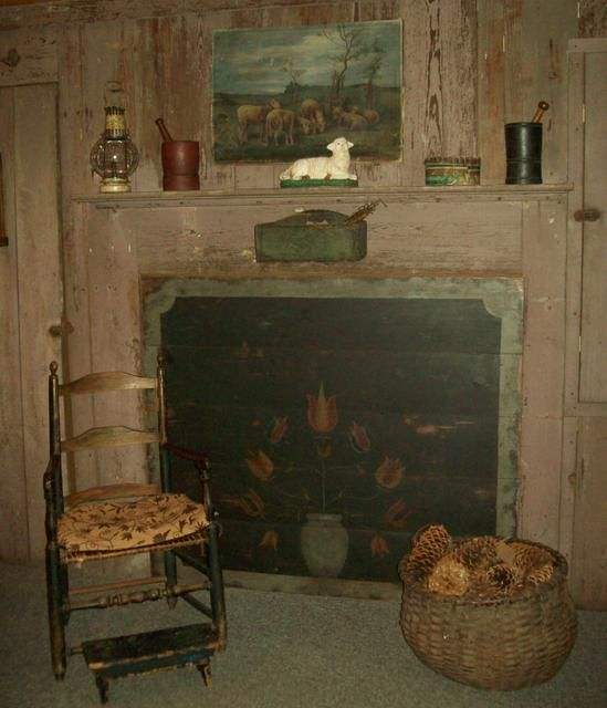 Fireplace Near Kitchen: 276 Best Images About Colonial Fireplaces On Pinterest