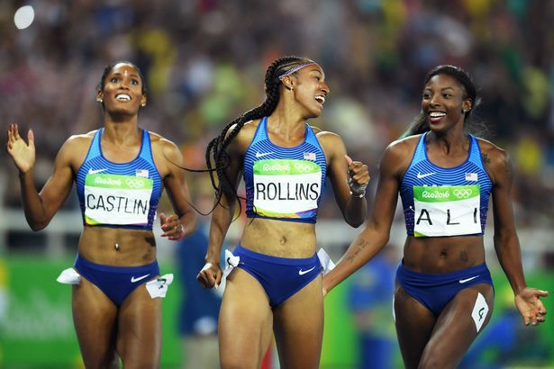 British sisters Cindy Ofili and Tiffany Porter miss out on 100m ...