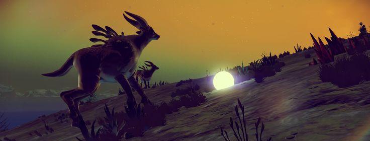 No Mans Sky Alien Creatures