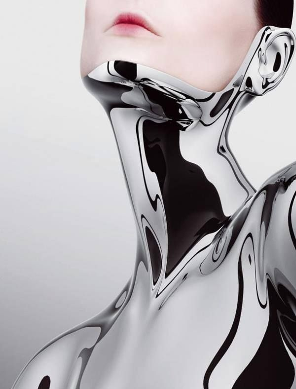 #futuro #metalizado