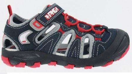 Primigi PCD7347 Navy Red Sandals