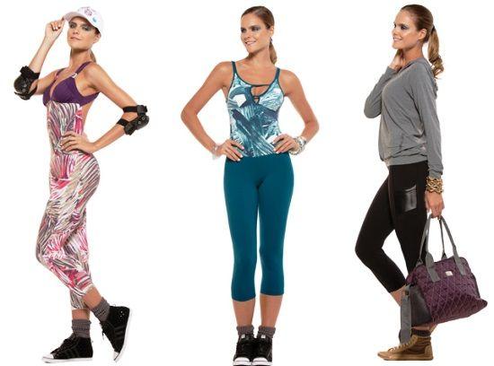 b20f42921 Estilo Vip  Moda roupas femininas para malhar