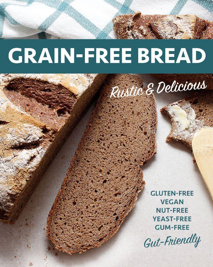 How to Make Grain-Free Bread