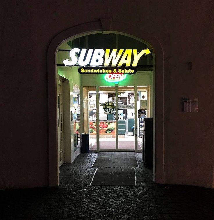 Cool Wir begr en unseren neuen Kunden SUBWAY in Ravensburg und Bad Saulgau in der Familie der Lichtpioniere