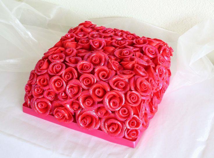 Happy Birthday Cake Glitter Images
