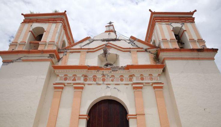 Reportan daños en 41 municipios de Oaxaca tras sismo de 8.2 grados - Noticieros Televisa