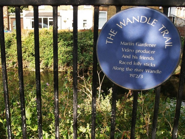 River Wandle - London's Lost Rivers