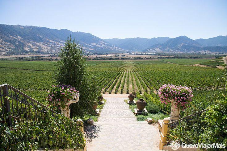 Conheça o mapa das melhores vinícolas de Santiago, muitas delas acessíveis através de transporte público e táxi, com preços que cabem no bolso.