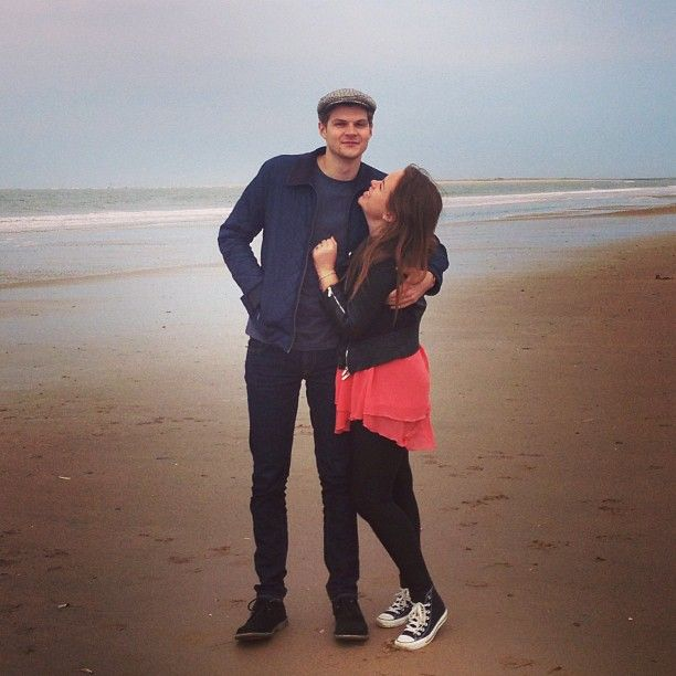 Tanya burr and Jim chapman.... they r so funny and such an amazing couple