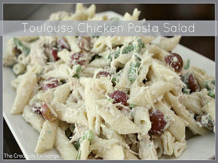 Hladna pasta tuna recipes