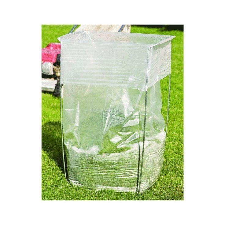 yard waste bag holder