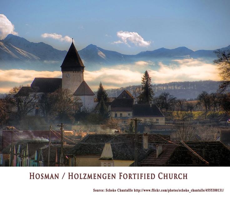 Hosman Fortified Church   https://www.facebook.com/FromTransylvaniaWithLove