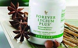 147 Lei, 100 tablete Antioxidant puternic *Sursă valoroasă de fitonutrienţi *Benefic văzului şi pielii *Tonic puternic  Fruct chinezesc utilizat de secole, lycium-ul favorizează menţinerea sănătăţii tenului, a vitalităţii şi acuităţii vizuale. Forever Lycium Plus este un supliment nutritiv conceput ca sursă de antioxidanţi, bioflavonoide şi alţi fitonutrienţi cu efecte benefice.