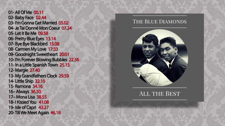 The Blue Diamonds - ALL THE BEST (FULL ALBUM)
