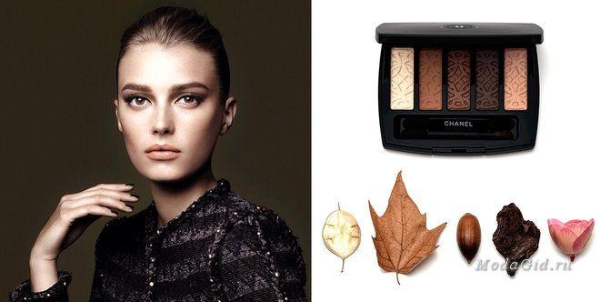 Модный макияж осень-зима 2015-2016