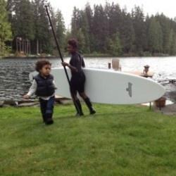 Paddle Board Buddies