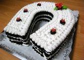 Recept a postup na penovú tortu