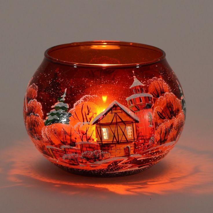 "http://www.f-ariel.ru/products/sfumato Подсвечник Ваза-шар ""Башня"" шоколад, диаметр 120 мм"