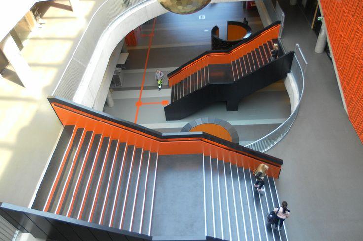 Thorheyerdahl Skole – Larvik, Norway / Ardesia, BS Classic and Zeus floorings