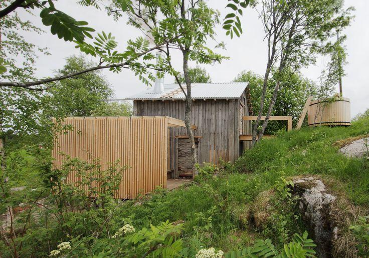 Sauna Tonttu,©  Mikko Auerniitty