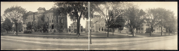 Coe College, Cedar Rapids, Iowa. This is the college my maternal grandmother and most of her siblings attended.
