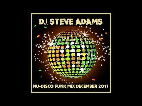 Nu-Disco Funk Mix Dec 2017