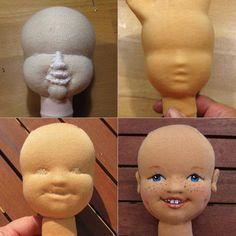 Rag doll Pippi / www.jahneke.de
