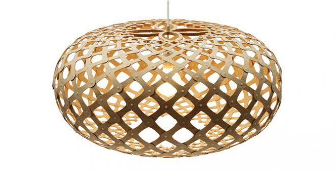 lighting: Kina Pendant, David Trubridge, Trubridge Kina, Pendants, Lighting, Pendant Lights, Products, Design