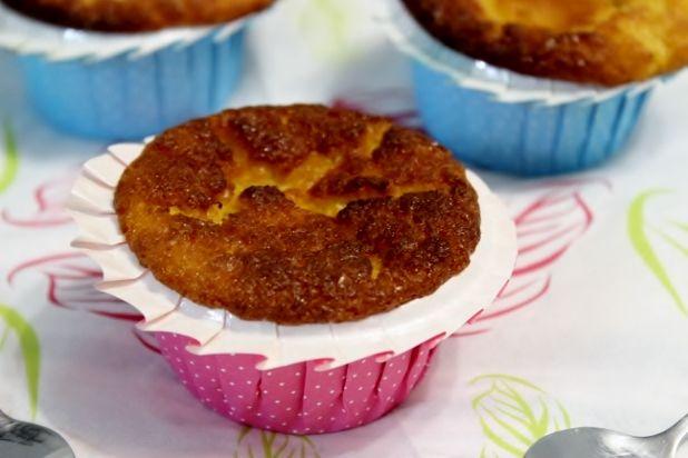 Gâteau de maïs brésilien (Bolo cremoso de milho verde)
