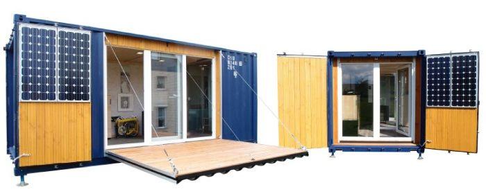 die besten 25 seecontainer ideen auf pinterest seecontainer h user konteiner und. Black Bedroom Furniture Sets. Home Design Ideas
