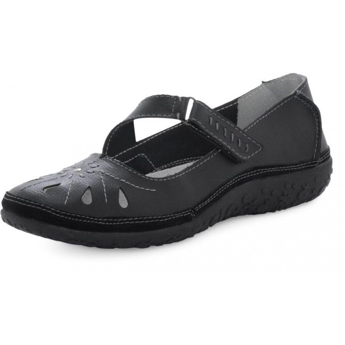 Soft Comfort Hester Black 544