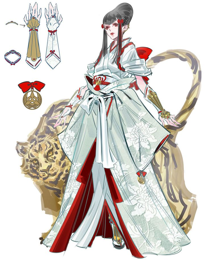Kazumi Mishima Concept - Characters & Art - Tekken 7