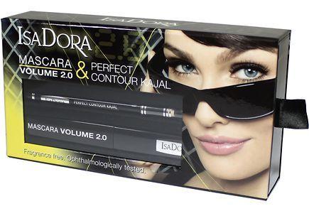 Isadora - Isadora Mascara Gift Pack lahjapakkaus