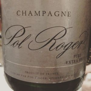 Champagne – Pol Roger – Extra Brut – Pure | LARRY LEVAN 20