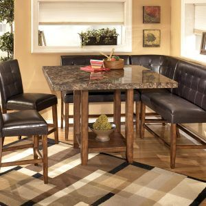 Kitchen Pub Style Table And Chairs