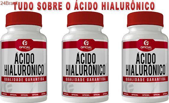 Ácido hialurônico – Para que serve, benefícios, contraindicações e onde comprar
