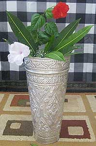 Aluminum Handicrafts - Tall bucket