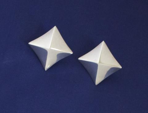 SIK Silver Earrings