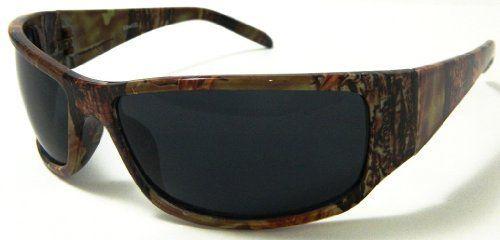 Big Buck IWear Hunting Brown Camouflage Smoke Lens Square Sunglasses D3 Wholesale LOCS DG XLOOP CHOPPERS. $4.99