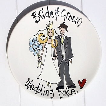 Ideas on pinterest wedding plates paint your own pottery and plates
