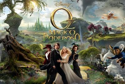 Disney lançará em março deste ano um dos filmes mais encantadores de sua história. Oz: Mágico e Poderoso.