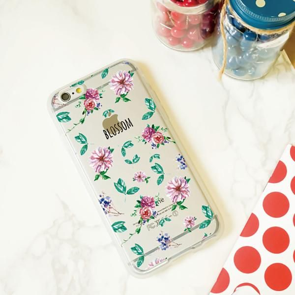 World Wide Free Shipping Soft Jelly Case with good hand feel Beautiful design Made in Korea