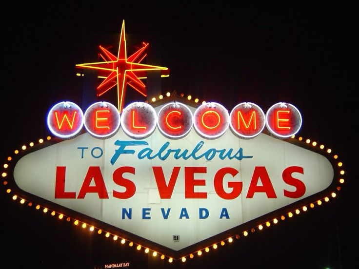 How many of you want your work seen in Vegas?