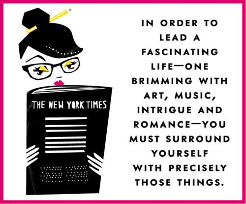 fascinating.: Inspiration, Quotes, Thought, Things, Kate Spade, Katespade, Art Music