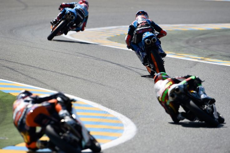Alex Marquez, French Moto3 Race 2014