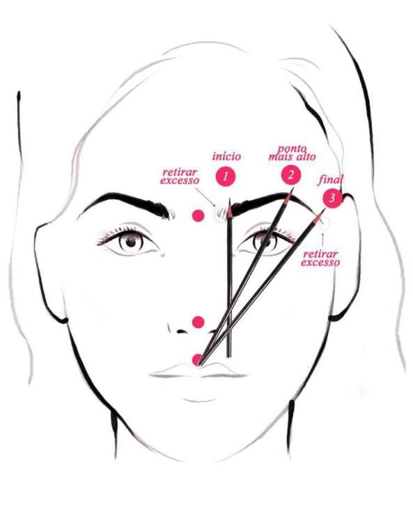 Ideas para diseñar tus cejas / Des idées pour la conception de vos sourcils / Ideas for designing your eyebrows