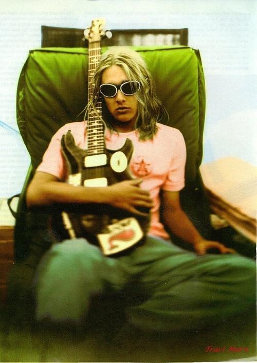 Daniel Johns of silverchair